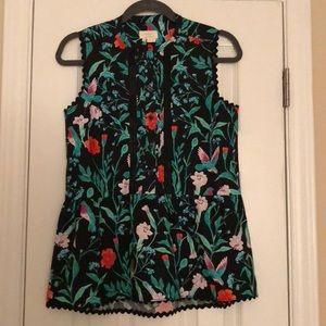 Hummingbird Kate Spade blouse